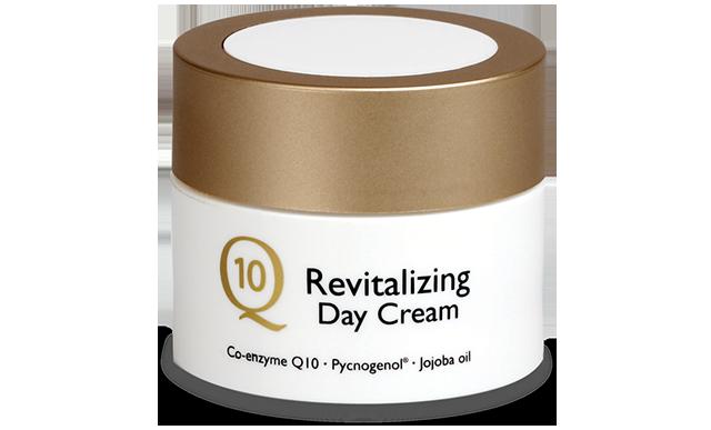 Dåse med Q10 Revitalizing Day Cream