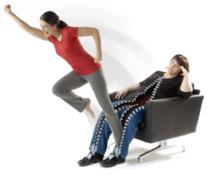 Kom op af lænestolen med fornyet energi