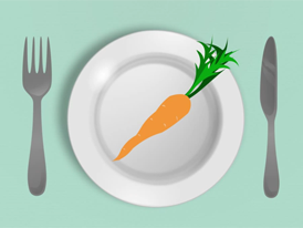 Kroom aitab dieedile kaasa